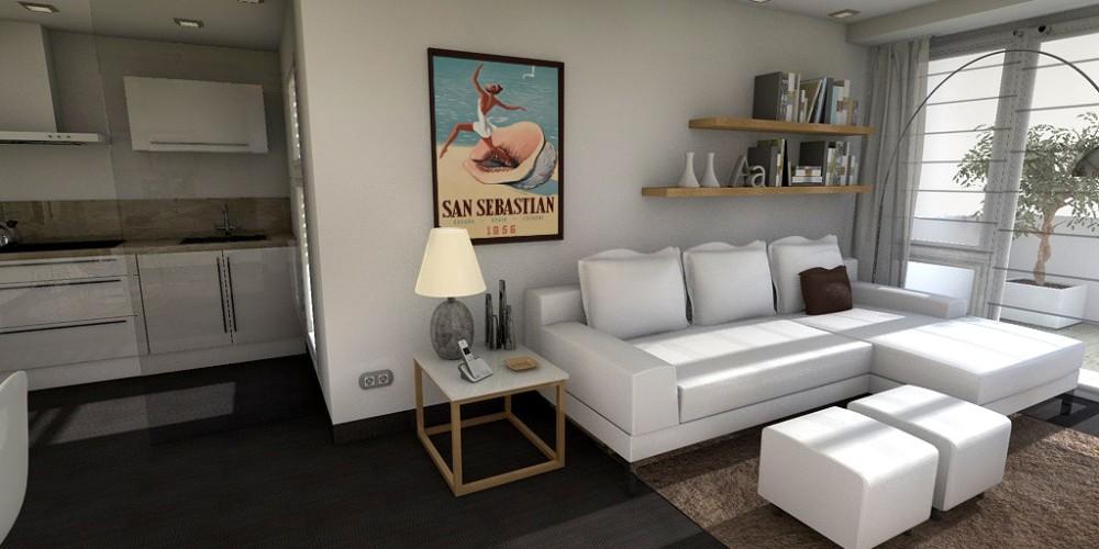 Ideas Para Decorar Tu Apartamento En La Playa Reforcan - Como-decorar-un-apartamento